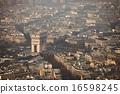 View over Paris 16598245