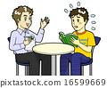 與外國人交談變得困難! 16599669
