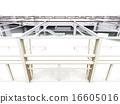白色機場大廳 16605016
