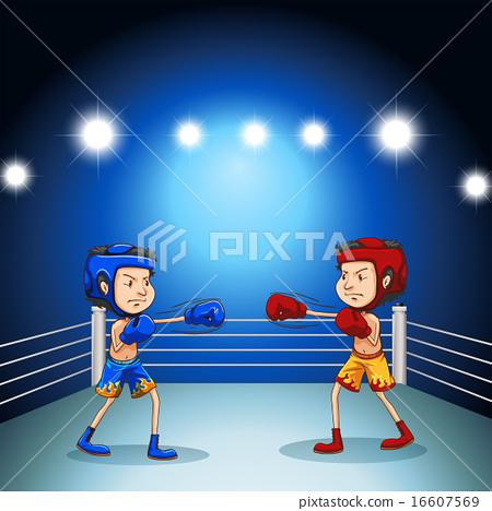 Boxing 16607569