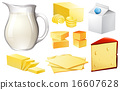 Dairy products 16607628