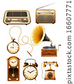 Vintage objects 16607771