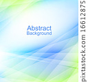 Bright Abstract Background 16612875