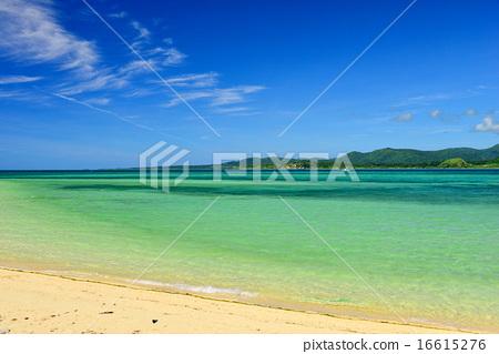 Kohamajima Hosaki海灘風景照片 16615276