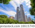 東京都廳 東京政府辦公大樓 商業 16615749