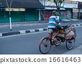 日惹 街道 道路 16616463