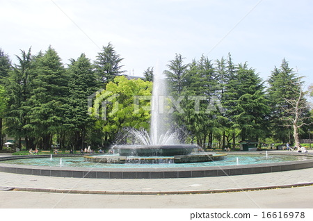 히 비야 공원 16616978