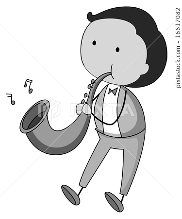 Saxophone 16617082