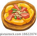 western food dish 16622074