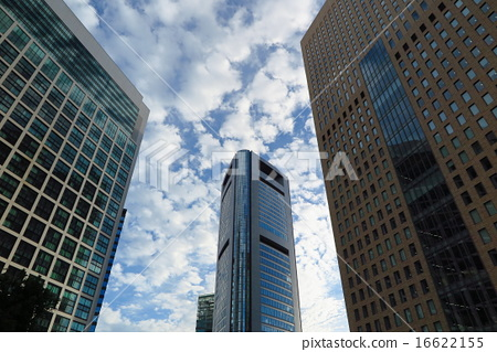 Shiodome Buildings Group 16622155