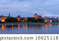 Old town of Torun at night, Kuyavia-Pomerania 16625118