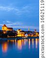 Old town of Torun at night, Kuyavia-Pomerania 16625119