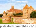 Malbork Castle, Pomerania, Poland 16625123