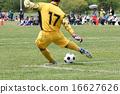 足球 選手 球 16627626