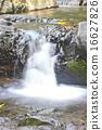 瀑布 深 自然 16627826
