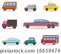 vector, transportation, traffic 16639474