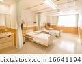 病房 房间 床 16641194