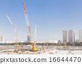 建築工地 利用 開發中 16644470