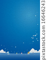 바다, 구름, 여름 16646243