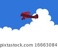 여름 비행기 16663084