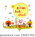 enjoy, back, autumn 16663762