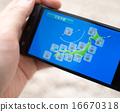 天氣預報 智能手機 智慧手機 16670318