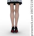 slender, leg, legs 16672219