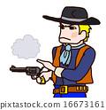 荒野的枪手 16673161