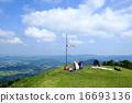 테쿠오후 유광 정상 푸른 하늘 16693136