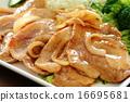 日式料理 日本料理 日本食品 16695681