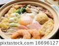 锅里煮好的食物 和食 日本菜肴 16696127