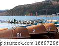 Lake Ashi boat scenery 16697296