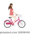 自行車例證 16698446