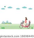 自行車例證 16698449
