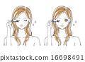 make, up, make-up 16698491