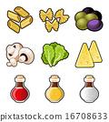 图标 食物 食品 16708633