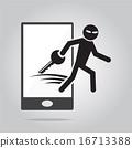 安全 黑客入侵 網路釣魚 16713388