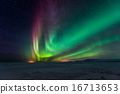 Northern Lights Aurora Borealis 16713653