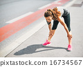 athlete, tiredness, weariness 16734567