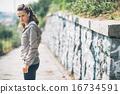 young, sportswear, female 16734591