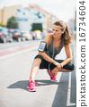 workout, city, female 16734604