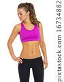 sportswear, young, female 16734882