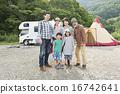 야외 가족 16742641
