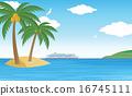 Tropical cruise 16745111
