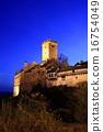 Wartburg Castle Night