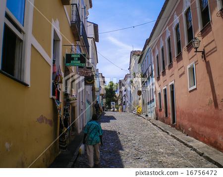 Streets of Below-Leñyo - Salvador (Brazil) 16756472