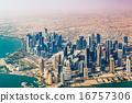 市中心 塔式建築 高層 16757306