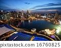 小艇停靠灣 新加坡 賓館 16760825