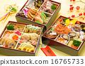 多層盒子 堆起來的箱子 年夜飯 16765733