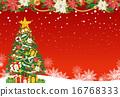 矢量圖 聖誕時節 聖誕節 16768333